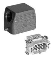 HTS Heavy Duty Connectors Housings Size 3 (HB.6)