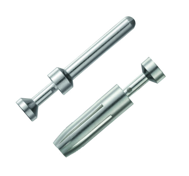Harting Crimp Contacts Han A / Han E Kontakte