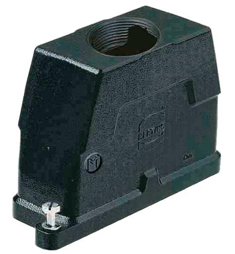 Han HPR hoods/housings - 16B - screw locking