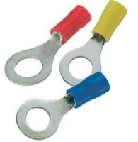 AMP PLASTI-GRIP Terminals PG Ring Tongue Terminals