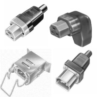 IEC 60320 Appliance couplers acc. to IEC 60320 CEE Connectors High-Temperature acc. VDE 0625, C21/C22