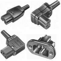 IEC 60320 Appliance couplers acc. to IEC 60320 CEE Connectors C15A/C16A