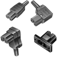 IEC 60320 Appliance couplers acc. to IEC 60320 CEE Connectors C15/C16, T120
