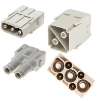 Harting Connector Han-Yellock 60 Han Modular Power Modules