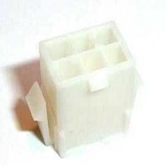 Mini Universal MATE-N-LOK Cap Housing 6-pole