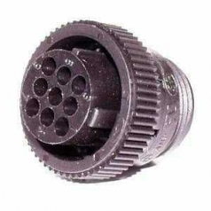 AMP CPC plug housing for female contacts 9-pole