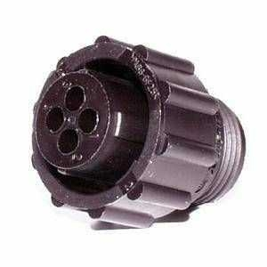 AMP CPC plug housing for female contacts 4-pole