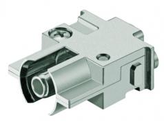 Han PE module, male, axial screw, 10-25mm²