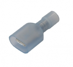 fully insulated tabs 6,3 x 0,8