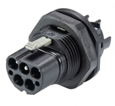 wieland RST-Classic Device connector RST20i5, male, 5 pole