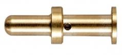 pin contact Han-Yellock TC20 0,75mm², golden plated