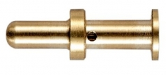 pin contact Han-Yellock TC20 1mm², golden plated