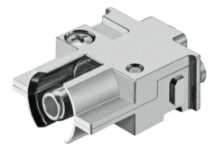 Han PE-module male, crimp, 16 mm²