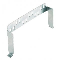 Han-Yellock 60 grounding plate for bulkhead housing