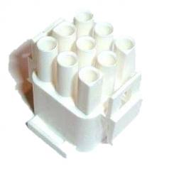 Universal MATE-N-LOK Plug housing 9 Positions Matrix