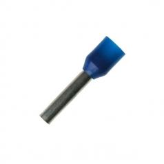 Insulated Wire Ferrules 12 mm blue 2,5 mm² - 500er PU