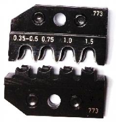 Die-set for AMP Superseal 1,5 (0,35/0,5+0,75+1,0+1,5mm²)