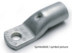 Ring Tongue Terminals with Contained Palm A6-50 - 50er PU