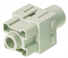 Han 200 A axial module, female, 25-40mm²