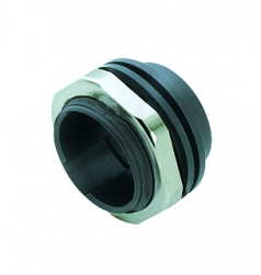 Adapter for Flange Connector (front)