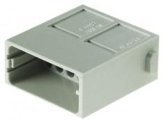 Han DDD modul male insert, 0,14-2,5mm², crimp