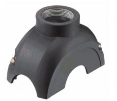 Han-Yellock 60 shell, top entry, push button, 1xM40