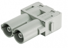 Han 70 A module, male, axial screw, 6-16mm²