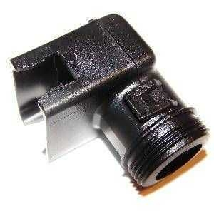 Backshell angled (90°) for DT06-12S