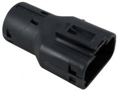 Backshell for DTM06-3S, black
