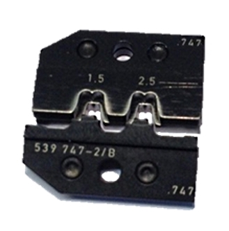 Ergocrimp Die Set UMNL 1.5 / 2.5 mm²