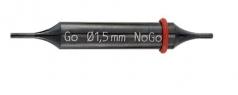 Go / no-go gauge for Four-Indent Hand-Crimping-Tool