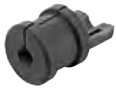 Cable entry gland 4-5mm for panel feed through housings
