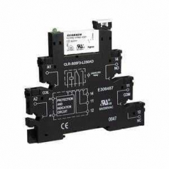 SNR Complete Relay Modules 1 C/O contacts 24V DC