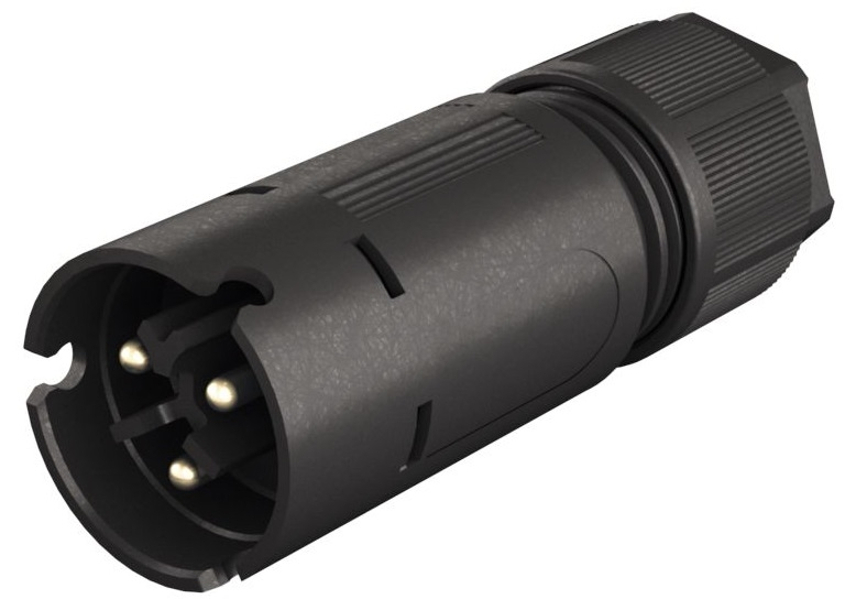 Wieland Micro Steckverbinder RST08i3//2S B1 ZR1 H SW 2-polig Buchsenteil
