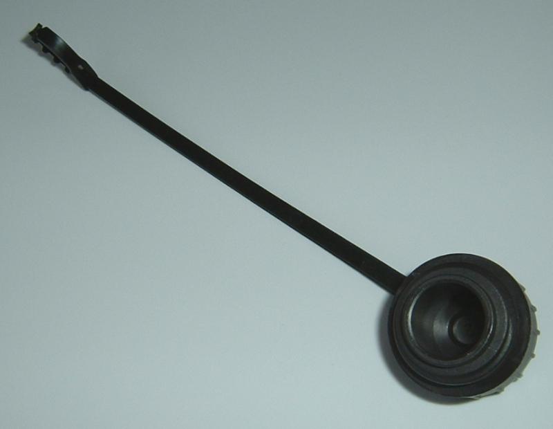 Amphenol ecomate Verschlusskappe für Kabel-Dose