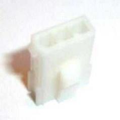 Mini Universal MATE-N-LOK Aufnahmegehäuse 3-polig