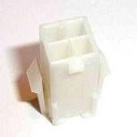 Mini Universal MATE-N-LOK Aufnahmegehäuse 4-polig