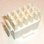 Universal MATE-N-LOK Steckergehäuse 15-polig