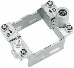 hinged frame for 2 module size Han 6 B