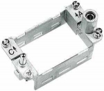 hinged frame for 3 module size Han 10 B