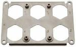 Han HC modular 350 frame 6 poles