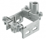 hinged frame plus, for 2 modules, size Han 6 B