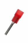 PA-insulated Wire Pin, red, 12-1