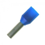 Insulated Wire Ferrules 8 mm blue 2.5mm² - 500er PU