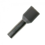 Insulated Wire Ferrules 10 mm grey 4.0mm² - 500er PU