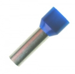 Insulated Wire Ferrules 18 mm blue 16.0mm² - 100er PU