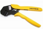 Deutsch Hand-Crimping Tool for stamped & formed Contacts Size 12