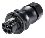 wieland RST-Classic Connector RST20i5, male, 5 pole