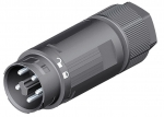 wieland RST-Mini Connector RST16i5, male, 5 pole