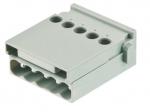 Han E modul male insert, 0,5-2,5mm², screw